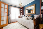 library with trundle bed in Park City vacation rental