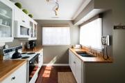 fully stocked kitchen in Park City ski rental home